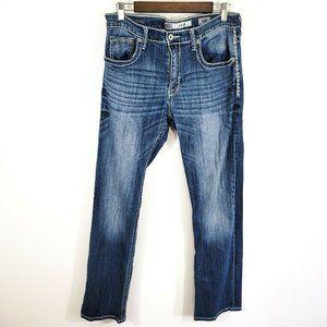 BKE Denim Buckle Jake Jeans